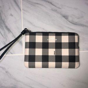 Coach Wristlet/ Coin purse